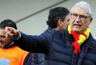 Floriano Noto presidente del Catanzaro Calcio