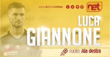 Luca Giannone scheda tecnica