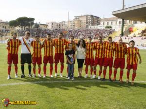 Rosa Catanzaro Calcio 2012-2013