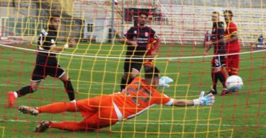 Catanzaro Rende gol Repossi