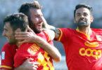 Paganese Catanzaro gol Giannone