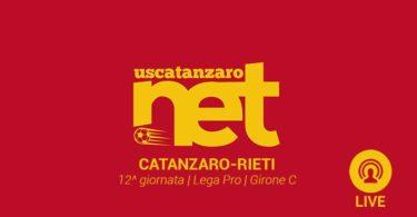 Catanzaro Rieti