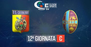 Catanzaro Rieti highlights