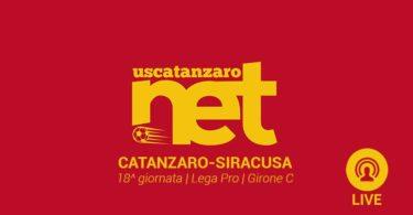 Catanzaro Siracusa