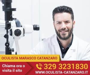 Oculista Catanzaro Marasco