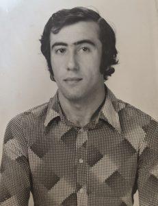 Aquilino Bonfanti Catanzaro nella stagione 1972-1973