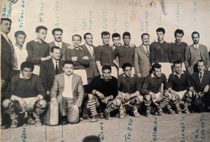 US Catanzaro 1952-1953