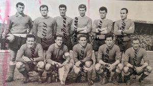 Formazione US Catanzaro 1959-1960