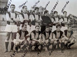 Us Catanzaro formazione 1964-1965