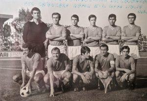 Catanzaro-Napoli Coppa Italia1968-1969