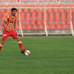 Davide Riccardi calciatore del Catanzaro