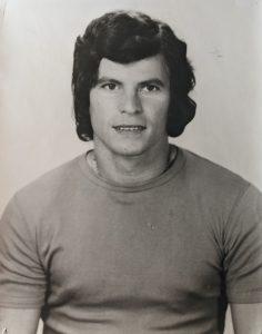 Dino Di Carlo Catanzaro nella stagione 1972-1973