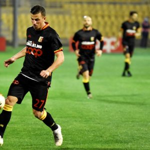 Giacomo Casoli calciatore del Catanzaro