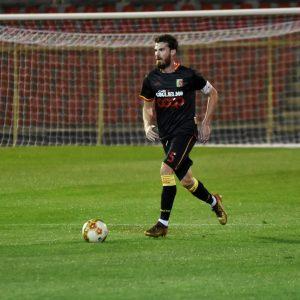 Luca Martinelli giocatore del Catanzaro