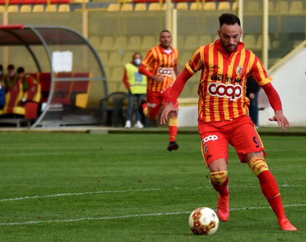 Matteo Di Piazza calciatore del Catanzaro Calcio