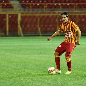 Pasquale Fazio calciatore del Catanzaro