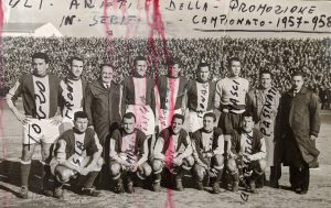 Catanzaro calcio stagione 1958-1959