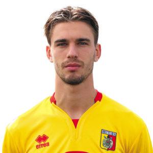 Danilo Quaranta: calciatore del Catanzaro