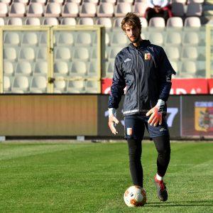 Raffaele Di Gennaro calciatore del Catanzaro
