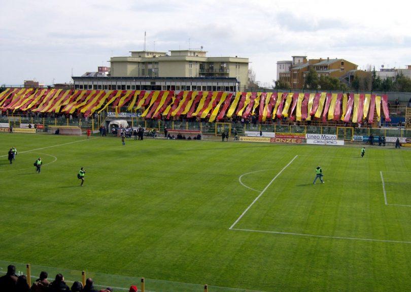 Stadio Nicola Ceravolo di Catanzaro