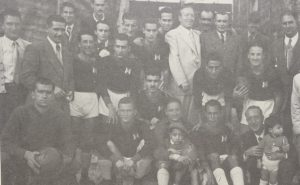 Formazione Unione Sportiva Catanzaro 1945-1946
