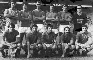 Formazione Unione Sportiva Catanzaro 1972-1973