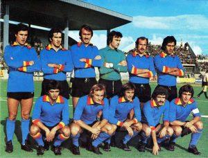 Formazione Unione Sportiva Catanzaro 1975-1976