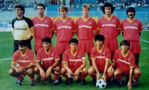 Us Catanzaro 1985-1986