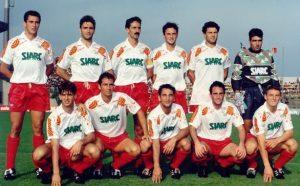 Rosa Unione Sportiva Catanzaro 1991-1992
