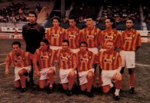Rosa Unione Sportiva Catanzaro 1997-1998