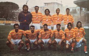 Rosa Unione Sportiva Catanzaro 1998-1999