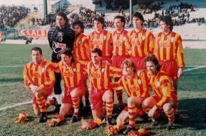 Rosa Unione Sportiva Catanzaro 1999-2000