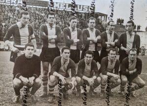 Formazione Us Catanzaro 1961-1962