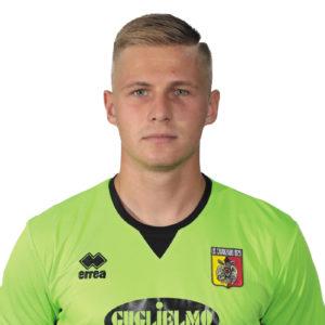 Marius Adamonis: calciatore del Catanzaro