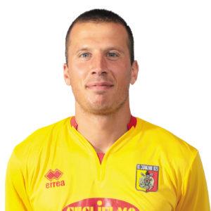 Giacomo Casoli: calciatore del Catanzaro
