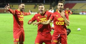 Celiento gol Catania