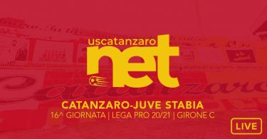 Catanzaro-Juve Stabia