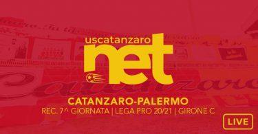 Catanzaro Palermo diretta