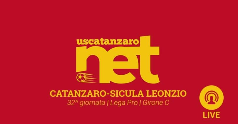 Catanzaro Sicula Leonzio Live