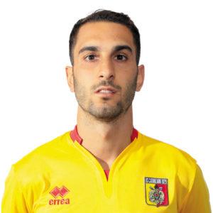 Daniele Celiento: calciatore del Catanzaro