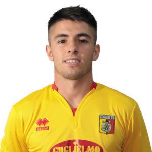 Edgar Elizalde: calciatore del Catanzaro
