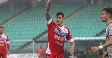 Eugenio D'Ursi attaccante del Bari