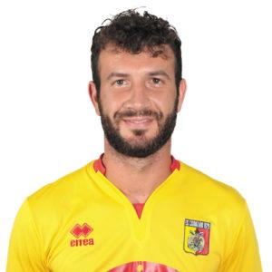 Alessandro Favalli: calciatore del Catanzaro