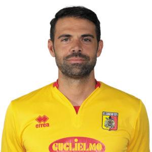 Giuseppe Figliomeni: calciatore del Catanzaro