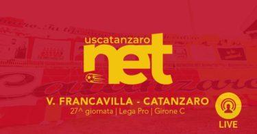 Virtus Francavilla-Catanzaro