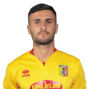 Luca Giannone: calciatore del Catanzaro