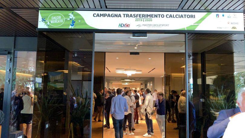 Hotel Sheraton Milano sede del Calciomercato