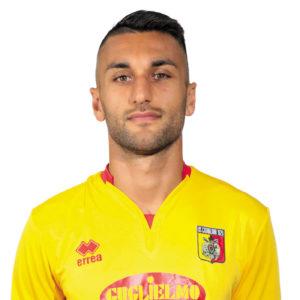 Mattia Maita: calciatore del Catanzaro