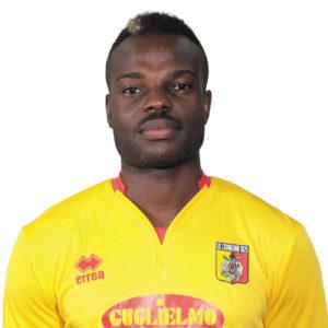 Doudou Mangni: calciatore del Catanzaro