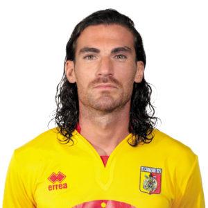 Luca Martinelli: calciatore del Catanzaro